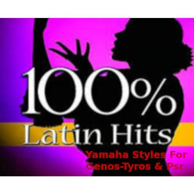 Styles Pack Latino Hit's