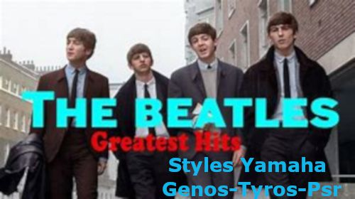 "Styles Pack ""Beatles"" The Greatest Hit's"