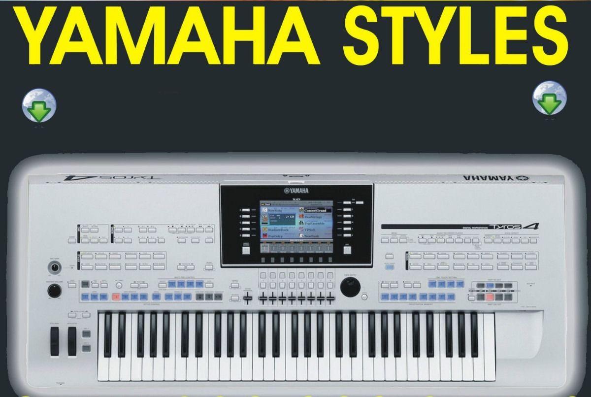 Yamaha Styles